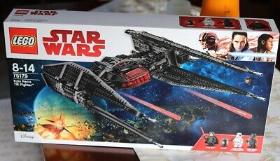 LEGO Star Wars Episode VIII - Kylo Ren's TIE Fighter (75179)