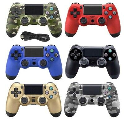 For PlayStation 4 Wired Game Controller Remote Control Game-pad Joy-pad for PS 4
