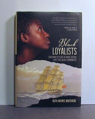 Black Loyalists, Early Settlers of Nova Scotia, After the American Revolution