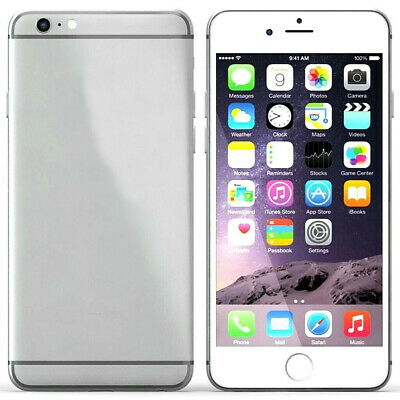 Mint! Apple iPhone 6 - 16GB - White w/silver back Unlocked works w/Any Carrier!