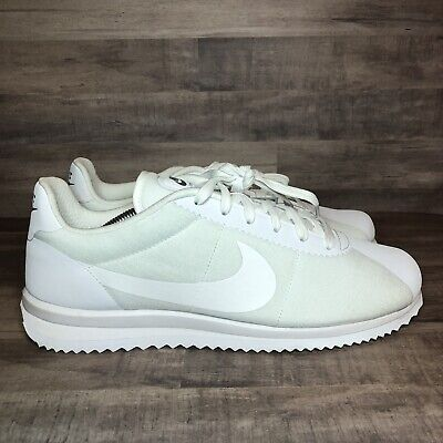 huge selection of 67f2a 3e960 NIKE CORTEZ ULTRA Sz 8 White Midnight Navy 833142 102 ...
