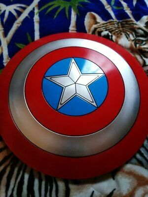 Captain America Shield Marvel Avengers Infinity War Endgame Abs Replica 1:1