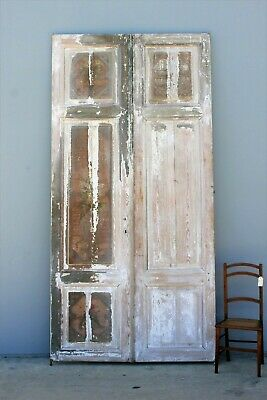 Huge Antique  Belgian doors.  Nearly 3 metres high.