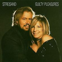 Guilty Pleasures by Streisand,Barbra | CD | condition acceptable