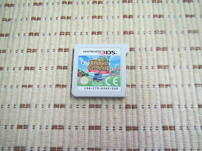 Animal Crossing New Leaf Welcome amiibo für Nintendo 3DS, 3 DS XL, 2DS ohne OVP