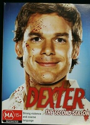 DEXTER: SEASON 2 - Brand New DVD Region 4 - $13 04 | PicClick