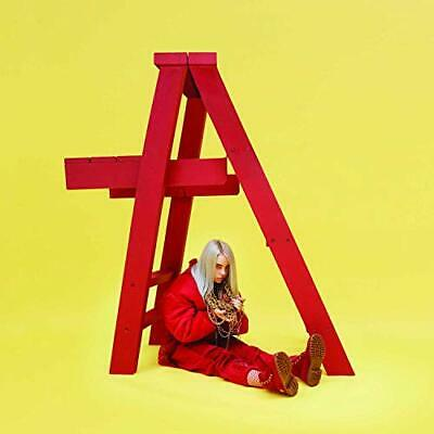 [CD] BILLIE EILISH Dont Smile At Me NEW from Japan