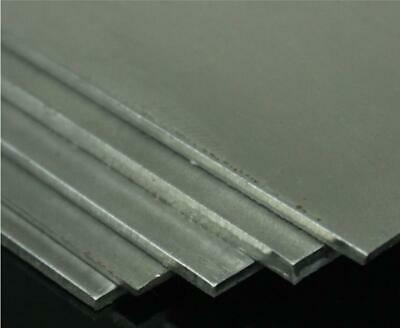 100mmx100mm TC4 titanium alloy plate sheet block board panel 2.5mm-5.0mm THK