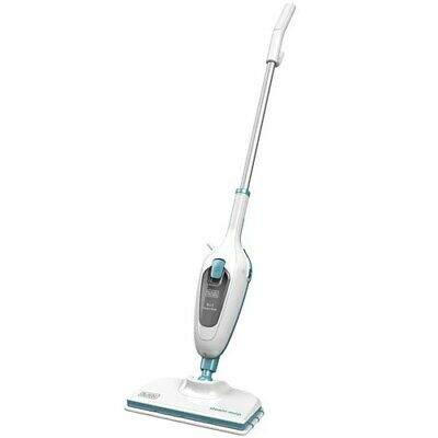 Black + Decker 1300W 5IN1 steam-mop