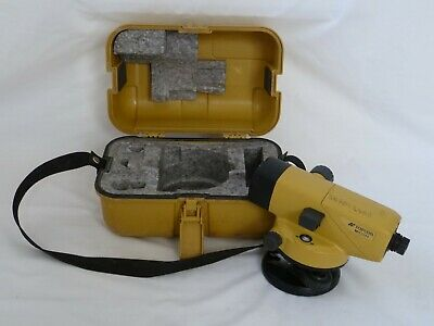 Topcon AT-B4 Auto Optical Level with Carry Case