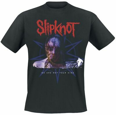Slipknot We Are Not Your Kind T-Shirt black