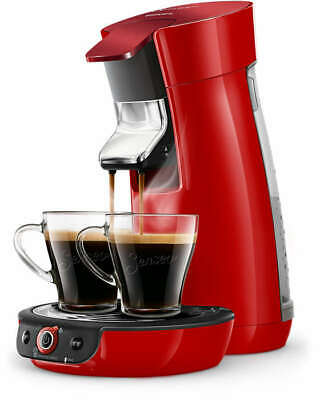 PHILIPS SENSEO HD6564/81 Machine à café à dosettes Crema plus Rouge