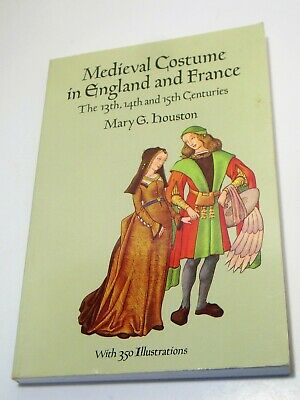 Medieval Costume in England and France Royal Religious Middle Ages Clothes Dress