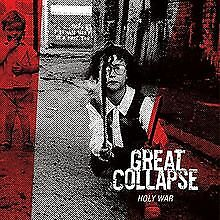 Holy War by Great Collapse,the | CD | condition very good