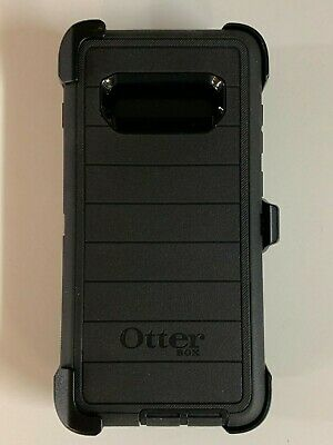 Otterbox Defender Pro Series Case for Samsung Galaxy S10+ Plus w/ Holster Black