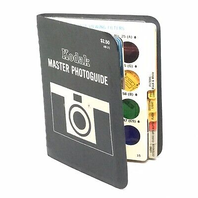 Kodak Master Photo Guide Photography Tips Basic Technical Manual Information