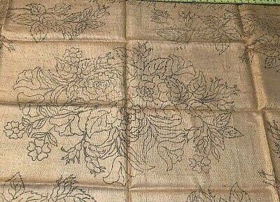 Pearl McGown West Boylston Mass, Rug Hooking Pattern # 564 The Quaker, Gorgeous