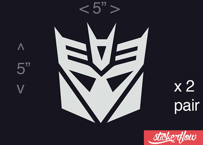 "Car Autobot Transformers 911 30/"" x 24/"" Door Decal Auto Vinyl Motor Stickers TF34"