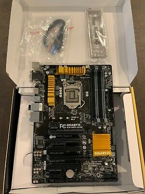 GIGABYTE ULTRA DURABLE GA-AB350M-DS3H AMD AM4 B350 Motherboard