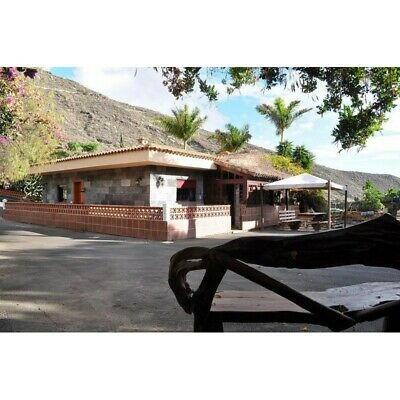 Two Bedroom Bungalow  2 acre finca Tenerife Los Gigantes