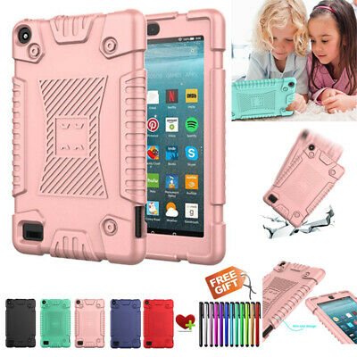 FOR ALL-NEW AMAZON Fire 7 2017 /2019 Tablet Silicone Case