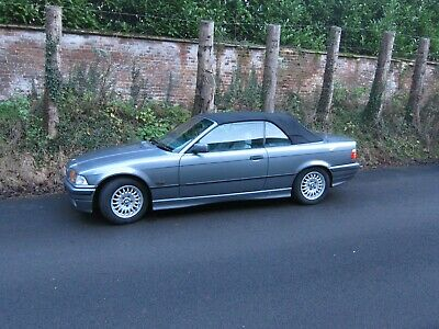 1996 BMW E36 328i CONVERTIBLE (193 BHP 0-60 in 7.7secs) - in very good condition