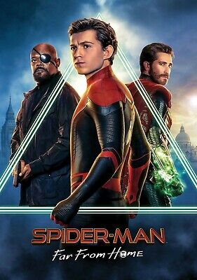 SPIDER-MAN: FAR FROM HOME Poster (A1 - A2)