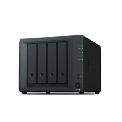 New Synology Network Attached Storage DS918+ 4 bay DiskStation 1.5GHz 4GB Retail