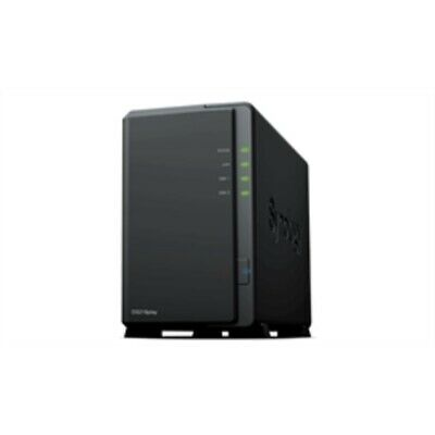 NEW SYNOLOGY NAS DS218play 2Bay DiskStation (Diskless) Retail