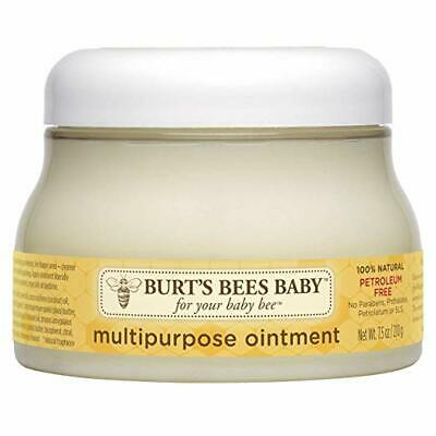 Burt's Bees Baby 100% Natural Multipurpose Ointment, Face & Body Baby Ointment -