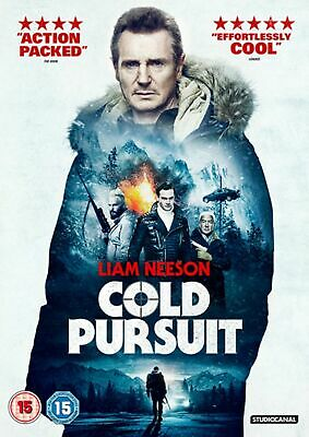 Cold Pursuit  DVD New & Sealed