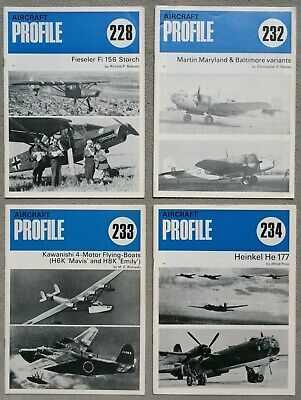 Profile Aircraft Series -27 pieces