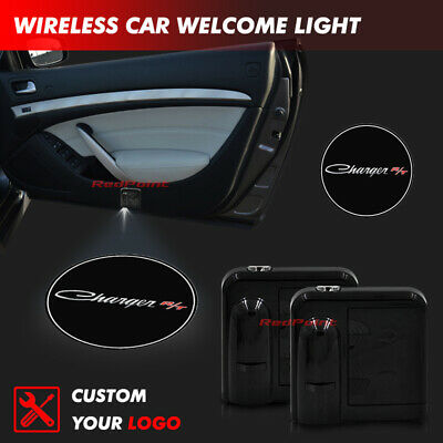 Tampa Bay Buccaneers For Tampa Bay Buccaneers Car Door Led Welcome Laser Projector Car Door Courtesy Light Suitable Fit for all brands of cars