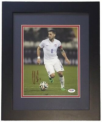 b7c40b2d3 CLINT DEMPSEY TEAM usa soccer autograph 8x10 photo - $39.99 | PicClick