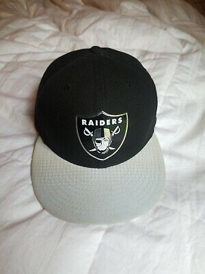 low priced 1dd0a 63b46 New Era 59FIFTY FITTED SIZE 7 1 4 2015 Oakland Raiders NFL Draft Hat