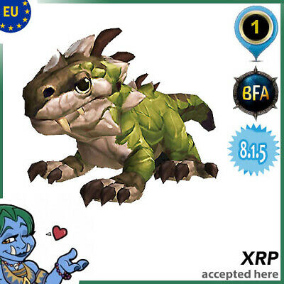 Dracco, Scaley, Sauri, WOW pet,BFA 8,1.5