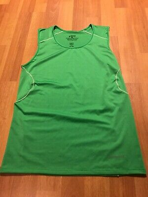 Patagonia Women's Tank Top Shirt Size XS Extra Small Green Active Hiking Gym