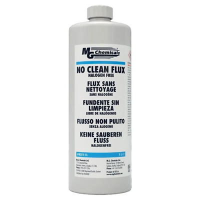 MG Chemicals No Clean Flux, Halogen Free 1L