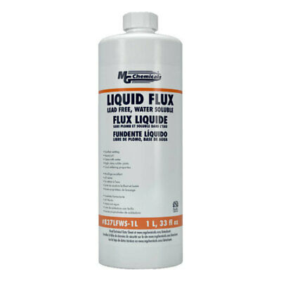 MG Chemicals Lead Free Water Soluble Flux 1L