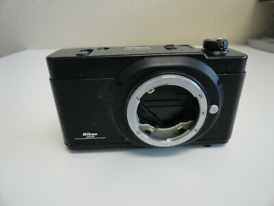 Nikon Microscope CAMERA FX-35DX