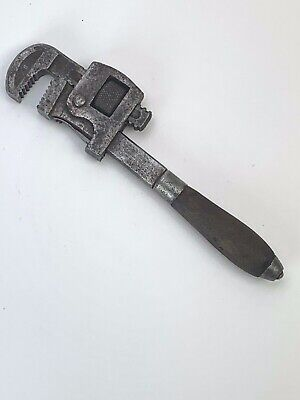 "Vintage Pipe Wrench  ""J.P.Danielson Co.  # 8 STILLSON  Jamestown, NY, USA"