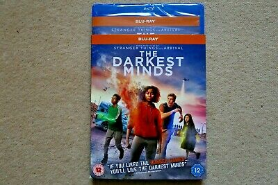 Blu-Ray   The Darkest Minds     Brand New Sealed Genuine Uk Stock