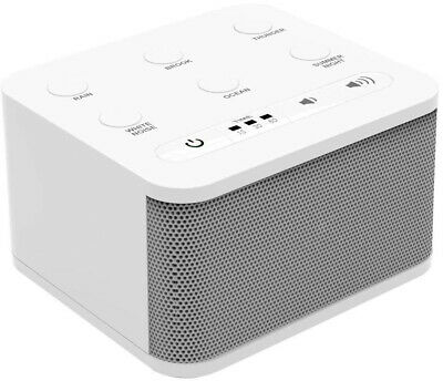 Big Red Rooster White Noise Machine - Sound Machine For Sleeping and Relaxation