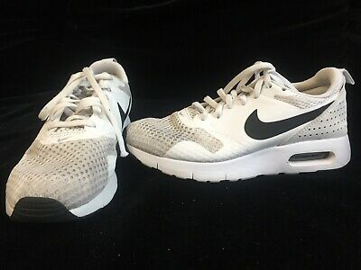 NIKE AIR MAX Tavas Boys Kids Sports Shoes Lace Up Trainers Casual Uk 4, 5, 5.5.