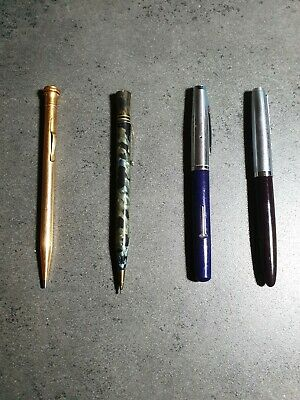 Vintage Pencils & Pens , WAHL EVERSHARP  / Conway Stewart /  Platinum & Other.