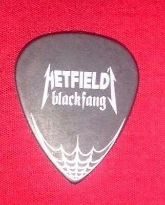 RARE METALLICA OFFICIAL James Hetfield 1.14 DUNLOP Guitar Pick HardWired Ultex