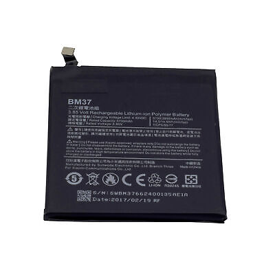 Replacement Battery BM37 Fits For Xiaomi 5S Plus