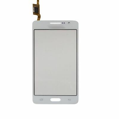 Touch Screen Digitizer Glass Lens Fits for Samsung Galaxy Grand Prime - White