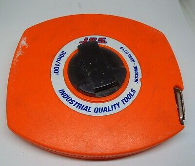 LUFKIN J.B.S. 30 METER/100ft STEEL MEASURING TAPE