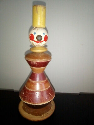 Vintage/Antique Wooden Stackable Toy Collectable,Hard to find